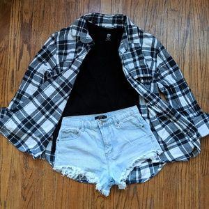 ☀️3 for 30☀️ Old Navy Flannel Shirt